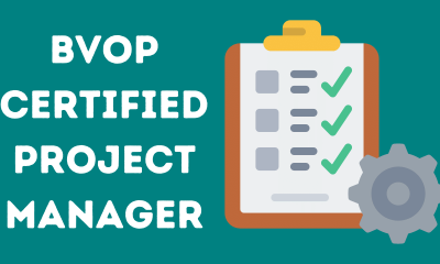 BVOP Certified Project Manager
