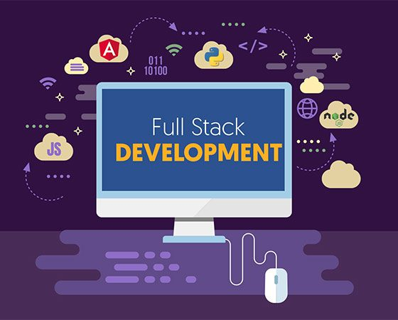 full-stack web development courses